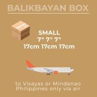 Air Small Visayas Mindanao