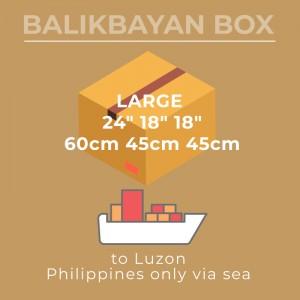 Sea Large Luzon