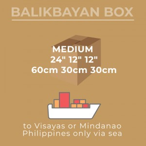 Sea Medium Visayas Mindanao
